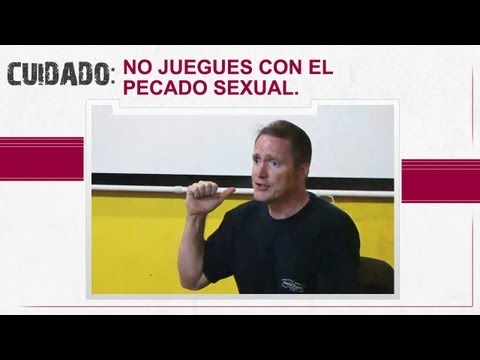 Cuidado: No Juegues con el pecado sexual