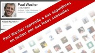 Paul Washer reprende a sus seguidores en twitter por sus fotos sensuales