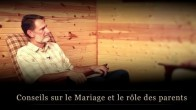 Conseils sur le Mariage et le rle des parents