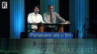 Persevere At o Fim