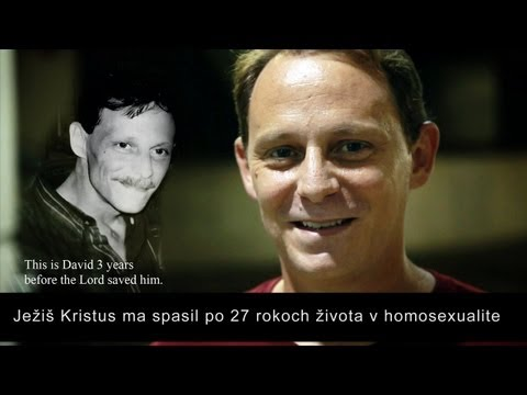 Jei Kristus ma spasil po 27 rokoch ivota v homosexualite