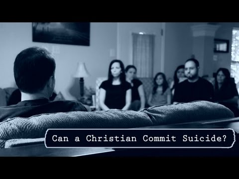 Can a Christian Commit Suicide?