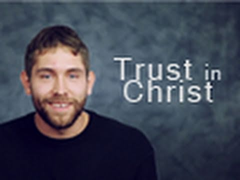 Will You Trust in Christ or Yourself?