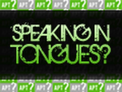 Has the Gift of Speaking in Tongues Ceased?