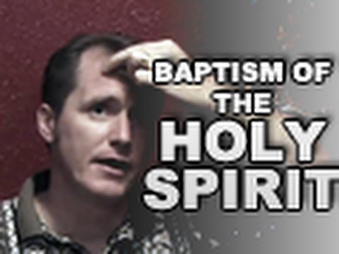 How do I Receive the Baptism of the Holy Spirit?