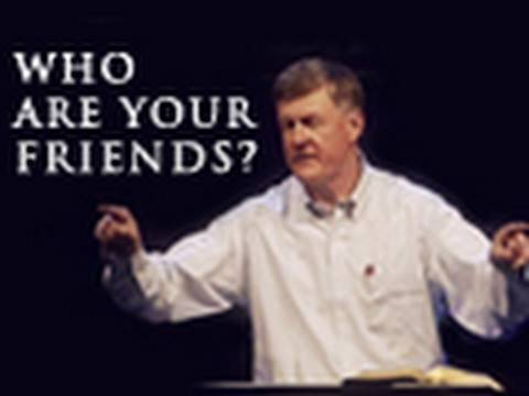 Who Are Your Friends?