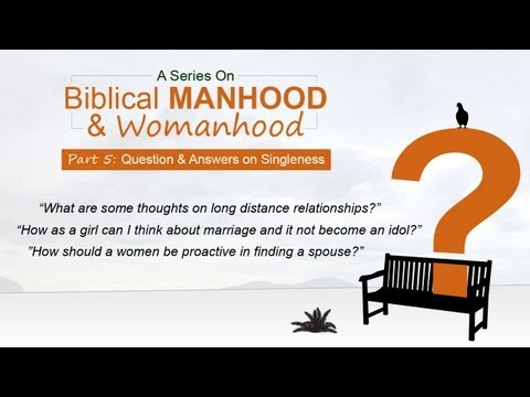 Question & Answers on Singleness (Part 5)