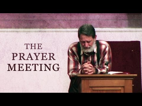 The Prayer Meeting