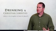 Drinking and Christian Liberties