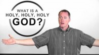 What is a Holy, Holy, Holy God?